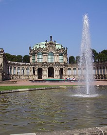 Dresdner Zwinger (Quelle: Wikimedia)