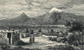 """Great and Little Ararat from the North-East"" by James Bryce.png"