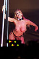 """The reverence"" - Mercedes Ambrus at Erotica Tour Millennium 2009 by Filippo Parisi.jpg"