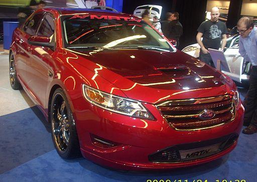 '10 Ford Taurus SHO (MIAS '10)