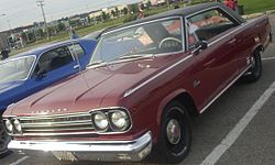 Rambler Rebel (1966)
