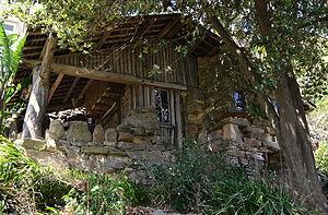 Avalon, New South Wales - Image: (1)Loggan Rock 1
