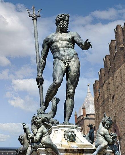 Risultato immagini per statua del nettuno bologna