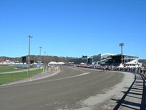 Åby Racetrack - Image: Åbytravet 03