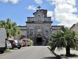 Kyrkan Notre-Dame-du-Mont-Carmel.