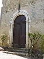 Église Saint-André de Lahitte - Portail.jpg