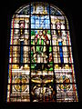 Église Saint-Germain de Pantin, vitrail 03 sanctus Germanus.JPG