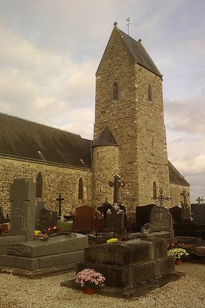 église Saint-Martin de fr:Belval (Manche)