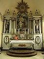 Église Saint-Pierre de Siouville-Hague - Maitre-autel.JPG