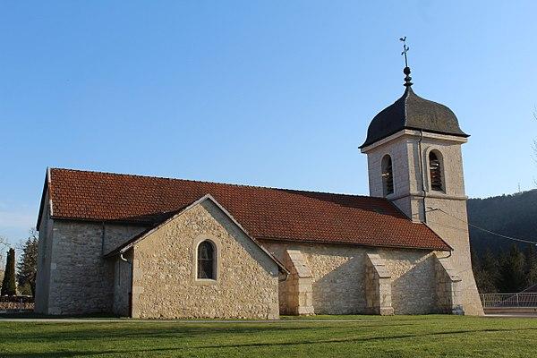 Photo de la ville Vieu-d'Izenave