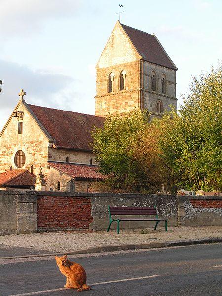 Église de l'Assomption de Blesme (Classé)