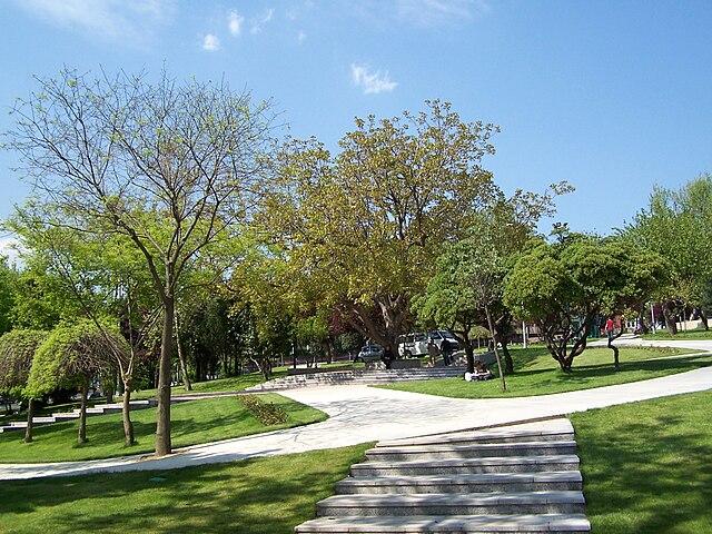 Parque de Yıldız