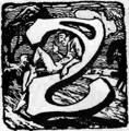 Żywe kamienie - initials by Jerzy Hulewicz - Z.png