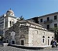 Παναγία Παντάνασσα στο Μοναστηράκι. Άποψη ανατολικής πλευράς Ναού.jpg