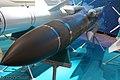 Авиационная управляемая ракета Х-31ПК с пассивными ГСН для поражения РЛС - МАКС-2009 01.jpg