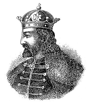 Constantine Bodin - Image: Бодин, краљ српски (1081 после 1101)