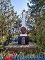 Братская могила советских воинов в Дачном.jpg