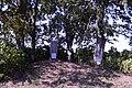 Братська могила на околиці села Яблучне в сторону с Майське.jpg