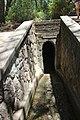 Вход в тоннель. Epta pigos (7 источников). Archangelos. Rhodos. Greece. Июнь 2014 - panoramio.jpg