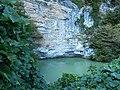 Голубое озеро(растительность) - panoramio.jpg