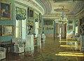 Картинная галлерея Павловского дворца на картине Л. Б. Януша.jpg