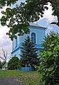 Клевань - Дзвіниця церкви Різдва Христова P1070772.JPG
