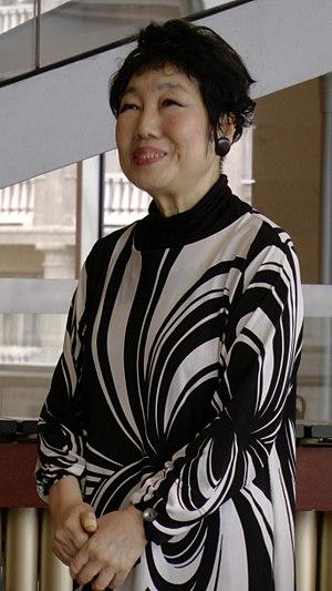 Keiko Abe - Image: Кэйко Абэ в Санкт Петербурге