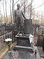 Могила коллекционера Михаила Де Буара.JPG