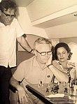 Николай Фёдорович Шестопалов во время перелёта на Кубу.jpg