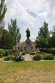 Нова Одеса, Пам'ятник Т. Г. Шевченка.jpg