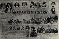 """Н. П. Чехов, А. П. Чехов, карикатура """"Свадебный сезон"""", 1881г.jpg"""