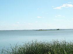 Озеро Неро. Остров.JPG