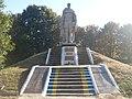 Пам'ятник воїнам-землякам, Чаплине 02.JPG