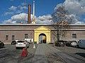 Петропавловская крепость, Васильевские ворота.jpg