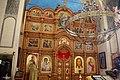 Покровская церковь, иконостас (Белгородская область, Строитель, село Покровка).JPG
