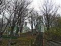 Покровская церковь (духовная семинария) - вид снизу.JPG
