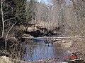 Речка Виесите Viesītes upe - panoramio.jpg
