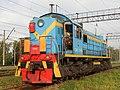 ТЭМ2-5940, Россия, Самарская область, станция Сызрань (Trainpix 174142).jpg
