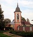 Торопец, Корсунско-Богородицкий собор, ограда с башнями.jpg