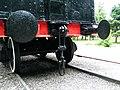 Уссурийск паровоз Ел-629 винтовая стяжка.JPG
