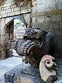 Ханский дворец, арочный вход.jpg