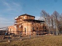 Церковь архангела Михаила, связанная с именем поэта А.А.Блока, село Тараканово.jpg