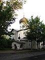 Церковь св.угодника Николая псковским утром.JPG