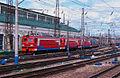 ЭП1-030 + ЭП1, станция Красноярск.jpg