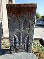 Վարդենիս, Խաչքար Սուրբ Աստվածածին եկեղեցու բակում 16.jpg