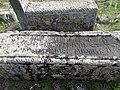Տապանաքար Մելիքների եկեղեցու գերեզմանում, Գորիս 14.jpg