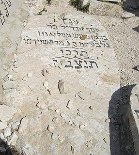 Zundel Salant rabbi