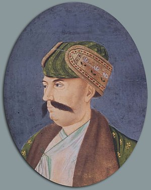 Shuja-ud-Daula - Shuja-ud-Daula served as the leading Grand Vizier of the Mughal Empire during the Third Battle of Panipat, he was also the Nawab of Awadh, and a loyal ally of Shah Alam II throughout his lifetime.