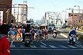 ニューイヤー駅伝2009 1km地点から群馬大橋方向.jpg