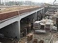 南京南站玉兰路下绕城公路隧道4洞总宽70M - panoramio.jpg
